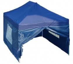 10' x 15' Market Tent with Walls