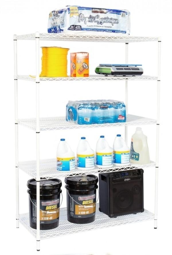 Budget Shelves Wire Shelving - W 48\
