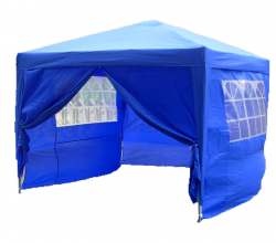 10' x 10' Market Tent with Walls